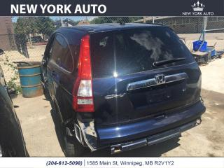 Used 2008 Honda CR-V for sale in Winnipeg, MB