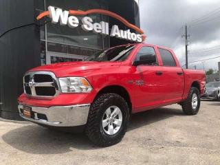 Used 2018 RAM 1500 ST 4x4 Crew Cab 140.0 in. WB for sale in Winnipeg, MB