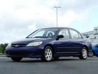 Used 2005 Honda Civic DX AUTOMATIQUE for sale in St-Georges, QC