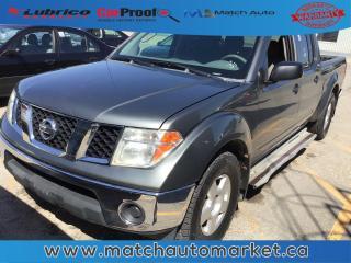 Used 2007 Nissan Frontier SE for sale in Winnipeg, MB