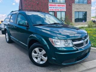 Used 2009 Dodge Journey SXT for sale in Rexdale, ON