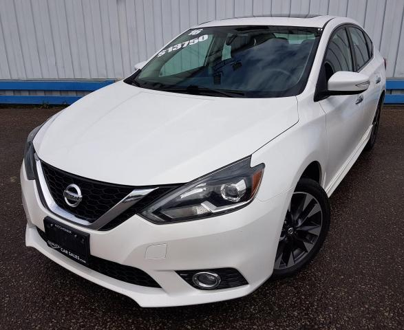 2016 Nissan Sentra 1.8 SR *LEATHER-SUNROOF*