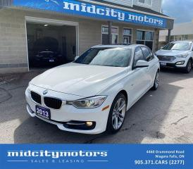 Used 2013 BMW 3 Series 328i xDrive Sport Line | SUNROOF | HEATED SEATS for sale in Niagara Falls, ON