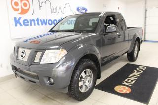 Used 2011 Nissan Frontier 3 MONTH DEFERRAL! *oac | PRO-4X | King Cab | 4x4 | LOW KM! for sale in Edmonton, AB