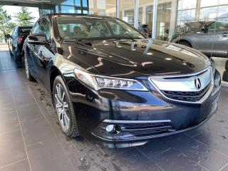 Used 2016 Acura TLX V6 Elite for sale in Edmonton, AB