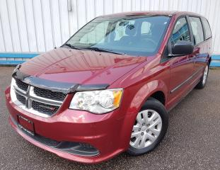 Used 2014 Dodge Grand Caravan *MOBILITY HANDICAP SCOOTER* for sale in Kitchener, ON
