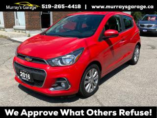 Used 2016 Chevrolet Spark LT for sale in Guelph, ON