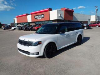 Used 2017 Ford Flex Limited w/EcoBoost 4dr AWD Sport Utility for sale in Steinbach, MB