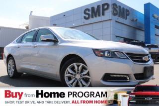 Used 2019 Chevrolet Impala LT- Rem Start, Htd Leather, Sunroof, Back up Camera for sale in Saskatoon, SK