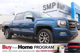 Used 2016 GMC Sierra 1500 SLE - All Terrain, Htd Seats, Rem Start, Back Up Camera for sale in Saskatoon, SK