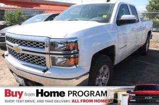 Used 2015 Chevrolet Silverado 1500 LT - Bluetooth, Trailering Package, 4WD for sale in Saskatoon, SK