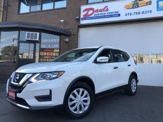 Used 2017 Nissan Rogue FWD-S-BACKUPCAMERA-BLUETOOTH*NO ACCIDENT*CERTIFIED for sale in York, ON