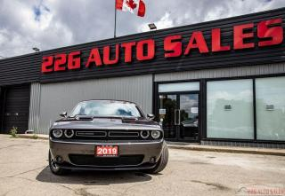 Used 2019 Dodge Challenger SXT for sale in Brampton, ON