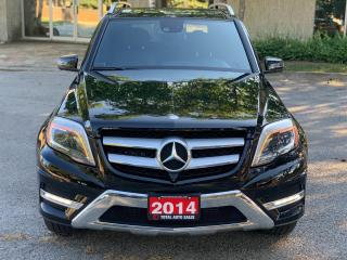 Used 2014 Mercedes-Benz GLK-Class GLK 250 BlueTEC for sale in Burlington, ON