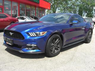 Used 2016 Ford Mustang EcoBoost Premium for sale in London, ON