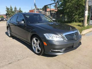 Used 2011 Mercedes-Benz S450 4MATIC $17900,NAV,B,U/CAMERA,SAFETY3YEARS WARRANTY INCLUD for sale in Toronto, ON