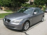 Photo of Gray 2009 BMW 5 Series