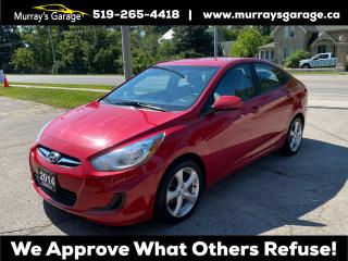 Used 2014 Hyundai Accent GL for sale in Guelph, ON