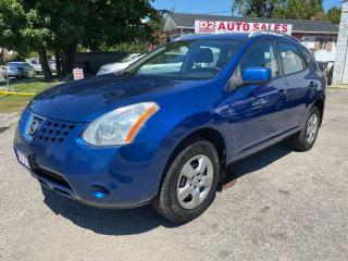 Used 2008 Nissan Rogue AWD/Automatic/4 Cylinder/Comes Certified for sale in Scarborough, ON