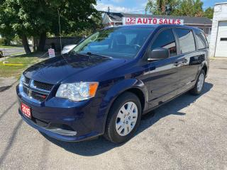 Used 2015 Dodge Grand Caravan CANADA VALUE PCKGE/7 Passenger/Automatic/Certified for sale in Scarborough, ON