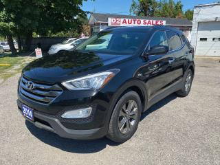 Used 2014 Hyundai Santa Fe Sport Premium/Accident Free/AWD/Htd Seats/Certified for sale in Scarborough, ON