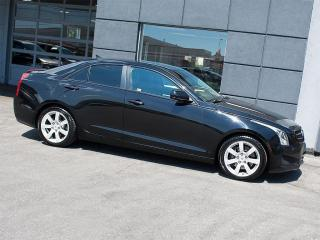 Used 2013 Cadillac ATS NAVI|REARCAM|LEATHER|ROOF|ALLOYS for sale in Toronto, ON