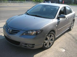 Used 2006 Mazda MAZDA3 GT for sale in Scarborough, ON