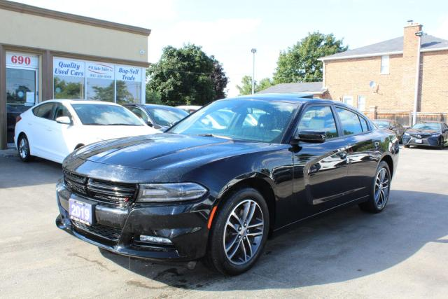 2019 Dodge Charger SXT AWD SUNROOF