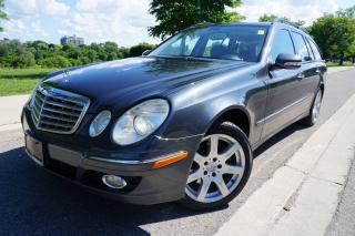 Used 2008 Mercedes-Benz E-Class ESTATE / LOCAL CAR / WELL KEPT / 7 PASSENGER for sale in Etobicoke, ON