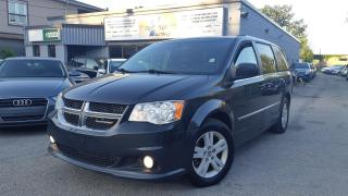 Used 2012 Dodge Grand Caravan Crew Plus for sale in Etobicoke, ON