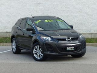 Used 2010 Mazda CX-7 GRAND TOURING,LEATHER,AWD,FULL LOADED,NO-ACCIDENTS for sale in Mississauga, ON