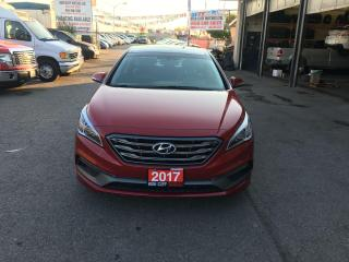 Used 2017 Hyundai Sonata 2.4L Sport Tech for sale in Etobicoke, ON