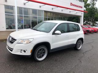 Used 2010 Volkswagen Tiguan Trendline * JAMAIS ACCIDENTE* for sale in Donnacona, QC