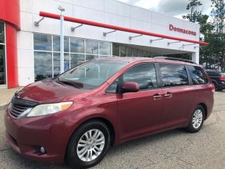 Used 2011 Toyota Sienna XLE for sale in Donnacona, QC
