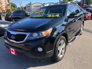 Used 2012 Kia Sorento EX w/Snrf for sale in Scarborough, ON