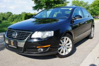 Used 2007 Volkswagen Passat RARE / 3.6 V6 / 4MOTION / 1 OWNER / NO ACCIDENTS for sale in Etobicoke, ON