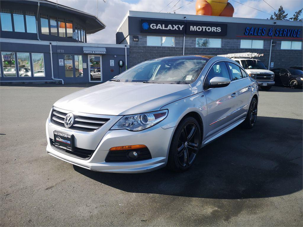 used 2011 volkswagen passat cc highline - turbo leather sunroof for sale in duncan, british columbia carpages.ca