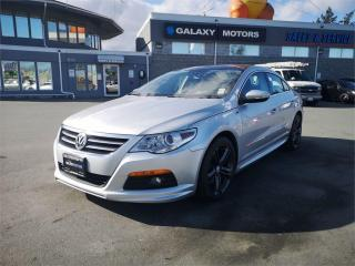 Used 2011 Volkswagen Passat CC HIGHLINE - TURBO LEATHER SUNROOF for sale in Duncan, BC