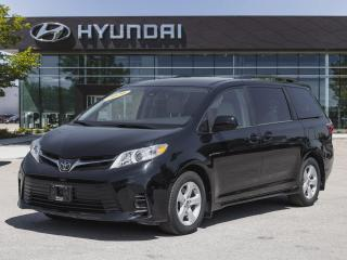 Used 2020 Toyota Sienna LE 8-Pass *Power Slide Door Heated Seats for sale in Winnipeg, MB