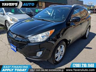 Used 2010 Hyundai Tucson GLS for sale in Hamilton, ON