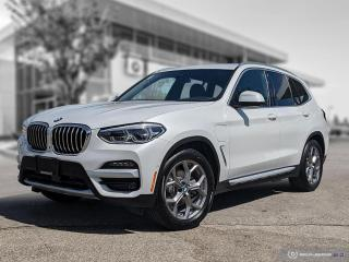 New 2020 BMW X3 xDrive30e Experience The Power of PHEV for sale in Winnipeg, MB