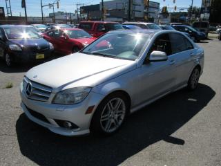 Used 2008 Mercedes-Benz C-Class 3.5L for sale in Vancouver, BC