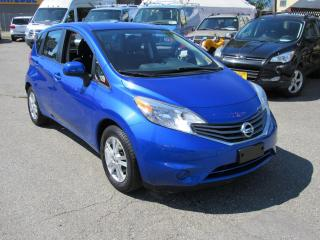 Used 2014 Nissan Versa Note SV for sale in Vancouver, BC