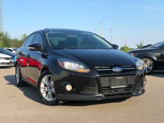 Used 2012 Ford Focus SEL for sale in Oakville, ON