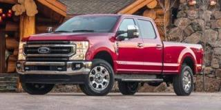 New 2020 Ford F-350 Super Duty SRW F-350 Platinum for sale in Drayton Valley, AB