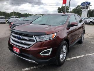 Used 2016 Ford Edge SEL for sale in Aurora, ON