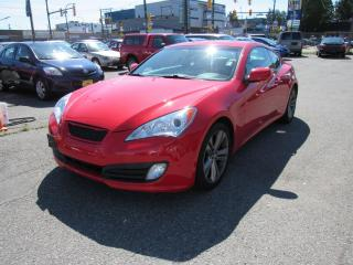Used 2012 Hyundai Genesis Coupe Premium for sale in Vancouver, BC