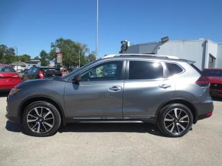 Used 2018 Nissan Rogue AWD SL - NAV/Sunroof/Lthr/Camera for sale in Winnipeg, MB