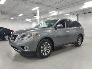 Used 2016 Nissan Pathfinder S - MAGS + 7 PASSAGERS + JAMAIS ACCIDENTE !!! for sale in Saint-Eustache, QC