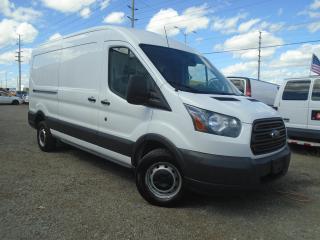 Used 2015 Ford Transit Cargo Van T-250 148  Med Rf 9000 GVWR Sliding RH Dr for sale in Mississauga, ON